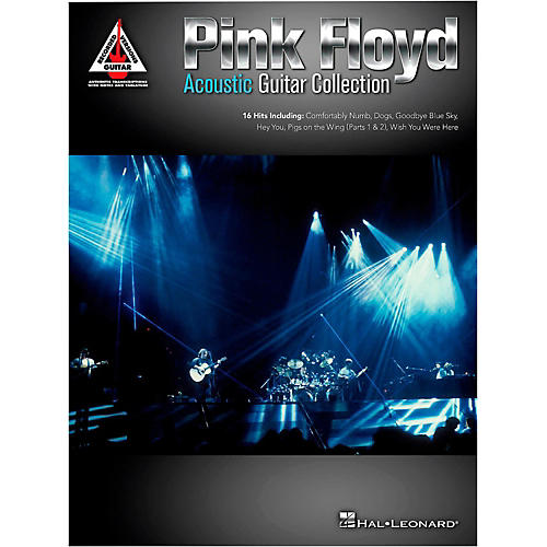 Hal Leonard Pink Floyd - Acoustic Guitar Collection Guitar Tab Songbook-thumbnail
