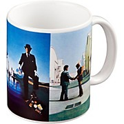 ROCK OFF Pink Floyd Wish You Were Here Mug