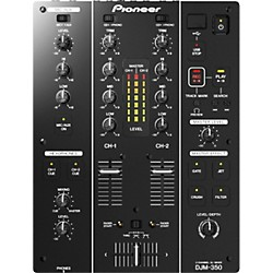 Pioneer DJM-350 2-Channel DJ Performance Mixer (DJM-350)