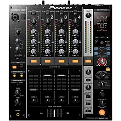 Pioneer DJM-750 4-Channel DJ Mixer with Boost (DJM-750-K)