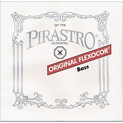Pirastro Flexocore Original Bass Strings (OFLE346020)