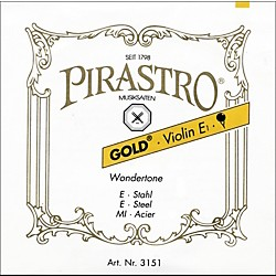 Pirastro Wondertone Gold Label Series Violin D String (GOL215321)