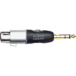 "Planet Waves XLR-1/4"" Adapter (PW-P047AA)"