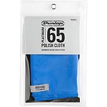 Dunlop Platinum 65 Polishing Cloth
