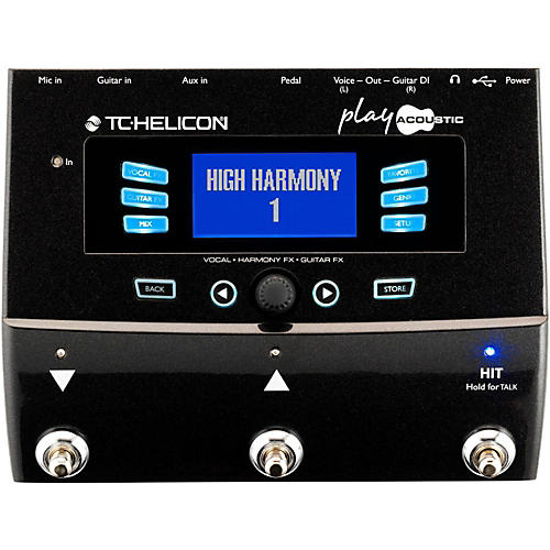 TC Helicon Play Acoustic Voice Processor for Acoustic Guitarists-thumbnail