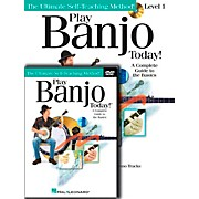 Hal Leonard Play Banjo Today! Beginner's Pack - Includes Book/CD/DVD