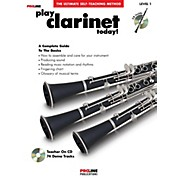 Proline Play Clarinet Today Book/CD