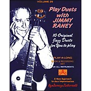 Jamey Aebersold Play Duets with Jimmy Raney Play-Along Book and CD