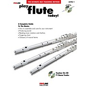 Proline Play Flute Today Book/CD