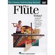 Hal Leonard Play Flute Today! DVD