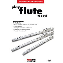 Proline Play Flute Today DVD