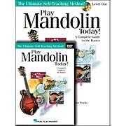Hal Leonard Play Mandolin Today! Beginner's Pack - (Book/CD/DVD)