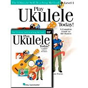 Hal Leonard Play Ukulele Today! Beginner's Pack (Book/Online Audio/DVD)