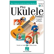 Hal Leonard Play Ukulele Today! Level One (Book/Online Audio)