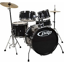 PDP by DW Player 5-Piece Junior Drum Set with Cymbals and Throne