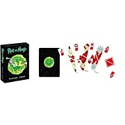 USAOPOLY Playing Cards: Rick and Morty
