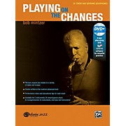 BELWIN Playing on the Changes B-flat Tenor & Soprano Saxophone Book & DVD