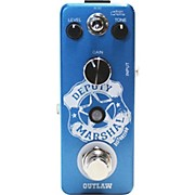 Outlaw Effects Plexi Style Distortion Pedal