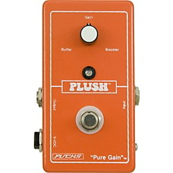 Plush Pure Gain Boost Guitar Effects Pedal (PLUSHPUREGAIN)