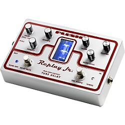 Plush Replay Jr. Digital Delay Guitar Effects Pedal (PLUSHREPLAYJR)