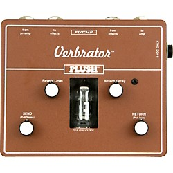 Plush Verbrator Loop and Reverb Guitar Effects Pedal (PLUSHVERBRATOR)