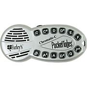 Farley's PocketTones PT-15 Chromatic Tuner