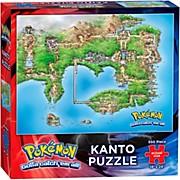 USAOPOLY Pokémon Kanto Puzzle