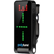 TC Electronic Polytune Clip on Guitar Tuner
