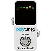 TC Electronic Polytune Mini 2 Pedal Tuner