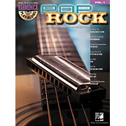 Hal Leonard Pop Rock - Harmonica Play-Along Series, Volume 1 (Book/CD)