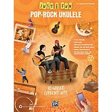 Hal Leonard Pop-Rock Ukulele (Just for Fun Series) Easy Guitar Series Softcover Performed by Various