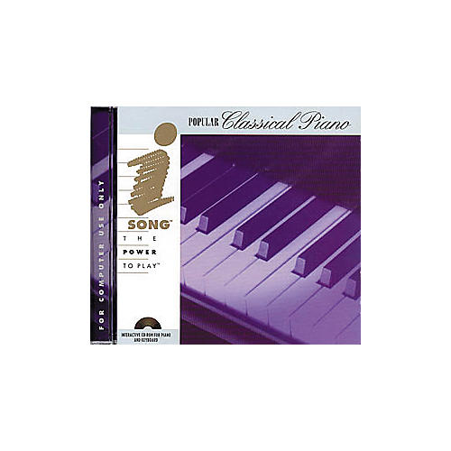 Isong Popular Classical Piano (CD-ROM)-thumbnail