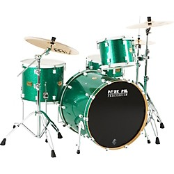 Pork Pie 4-Piece Green Sparkle Shell Pack (KIT788167)