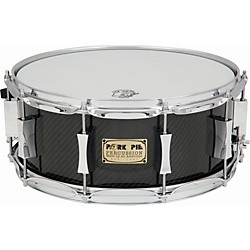Pork Pie Carbon Fiber Snare Drum (PP6X14CF)