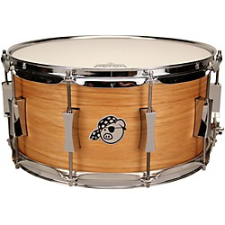 Pork Pie Hickory over Brass Snare (PP7X14HB)