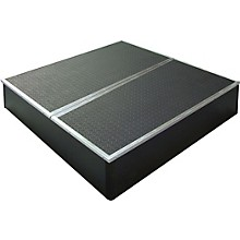 Control Acoustics Portable Stage with Rubber Diamond Mat Surface