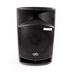 Power Acoustik P-15AUI Powered 15in Full Range PA System w/ iPod Dock (USED007002 P-15AUI)