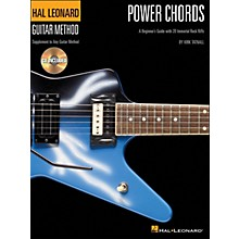 Hal Leonard Power Chords (Book/CD) - Hal Leonard Guitar Method Supplement