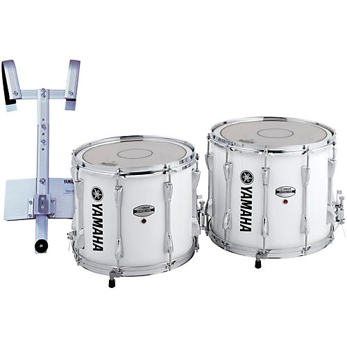Yamaha Power-Lite Marching Snare Drum with Carrier-thumbnail