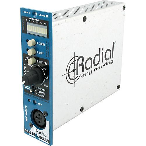 Radial Engineering PowerPre Mic Preamplifier