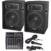 Phonic Powerpod 820 / S712 PA Package
