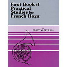 Alfred Practical Studies for French Horn Book I