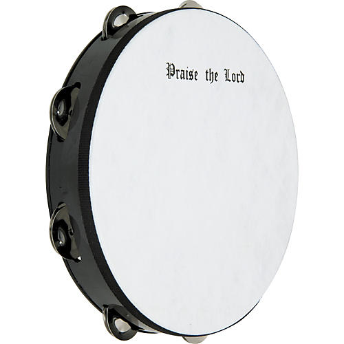 Remo Praise The Lord Tambourine 10 in., 8 Jingles