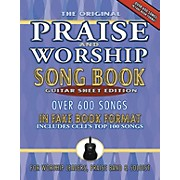 Brentwood-Benson Praise and Worship Fake Book - Guitar