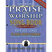 Brentwood-Benson Praise and Worship Fake Book (3-Hole Guitar Sheet Edition)