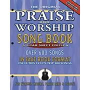 Brentwood-Benson Praise and Worship Fake Book (3-Hole Guitar Sheet Edition)