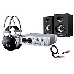 PreSonus AudioBox 2x2 Elevate Package (AudioBox Elevate 3 Pack)