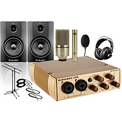 PreSonus AudioBox Gold 990/991 BX8 Package (AudioBox Gold990991BX8 PK)