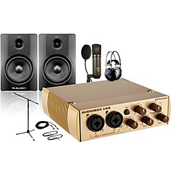 PreSonus AudioBox Gold V63M BX8 Package (AudioBox GoldV63MBX8 PKG)