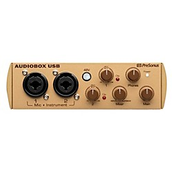 PreSonus AudioBox USB Limited Edition (Audiobox GLD)